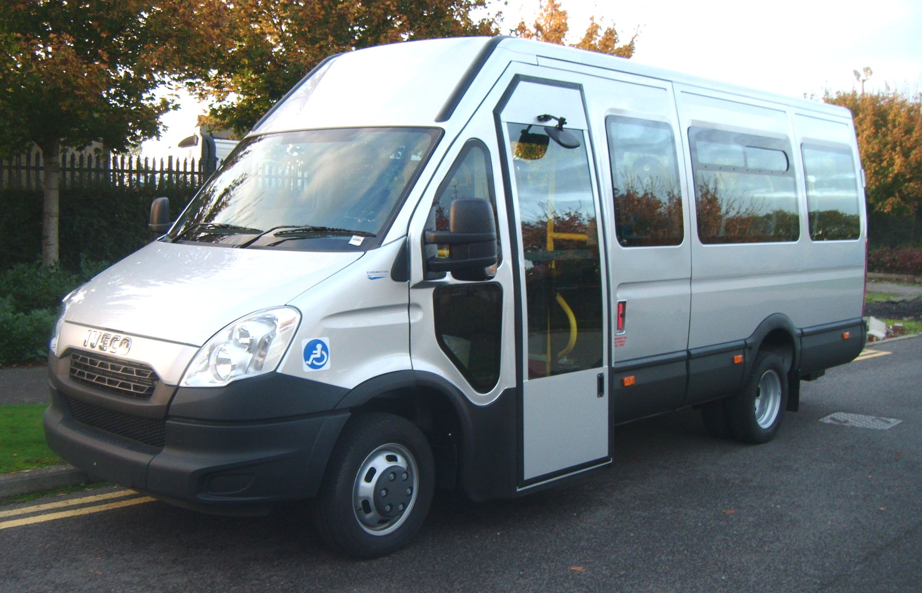 Iveco Daily Accessible Minibus Conversion For Sale Hythe Kent