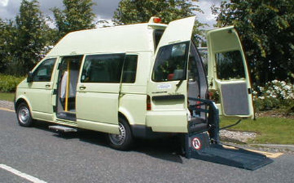 b22b1a485b Volkswagen Transporter 5 Accessible Conversion Minibus For Sale – Hythe